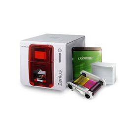 ID Card Systems with Single Sided Printers