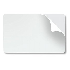 Adhesive Back Cards