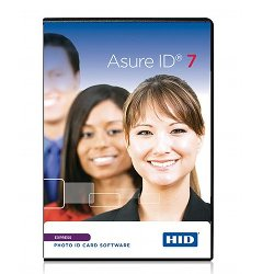 086412 Asure Id Express 7 Id Card Software Idsupershop